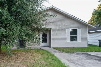 Houston TX Single Family Home For Sale: $68,900