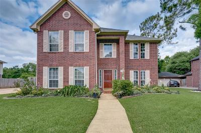 Friendswood Single Family Home For Sale: 1010 Applewood Drive