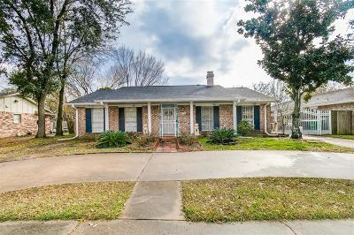 Houston Single Family Home For Sale: 12747 Shannon Hills Drive