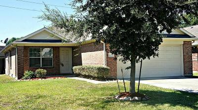 Humble Single Family Home For Sale: 20031 Sweet Magnolia Place