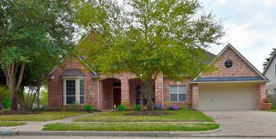 Katy Single Family Home For Sale: 22903 Emily Trace