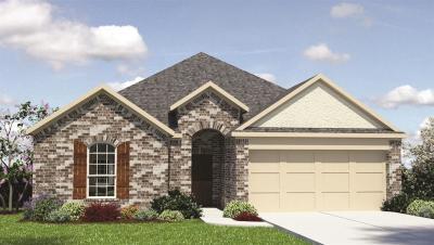 Rosenberg Single Family Home For Sale: 7505 Summer Night