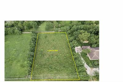 Pearland Residential Lots & Land For Sale: 0a Fm 1128