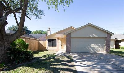 Katy TX Single Family Home For Sale: $156,553