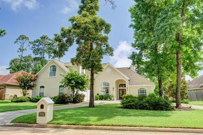 Single Family Home For Sale: 3042 Lake Island Drive