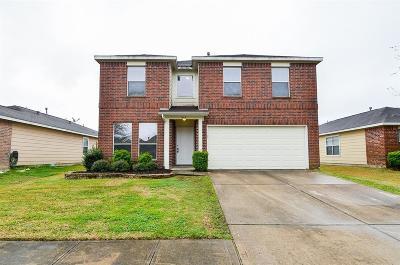 Houston TX Single Family Home For Sale: $182,000