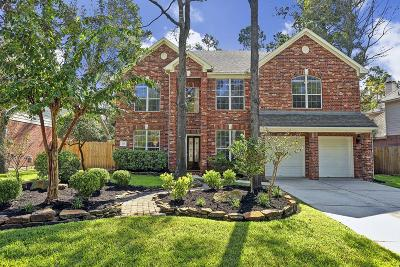 The Woodlands Single Family Home For Sale: 123 N Westwinds Circle