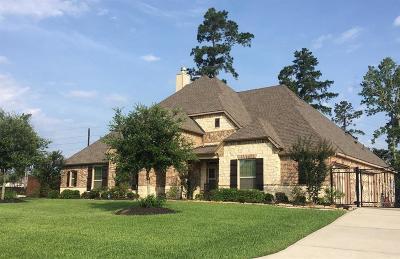 Magnolia Single Family Home For Sale: 12603 Mostyn Lane
