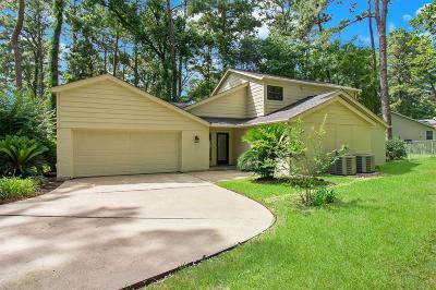 Willis Single Family Home For Sale: 14734 Laguna Way
