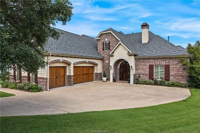 Bryan Single Family Home For Sale: 5204 Bourrone Court