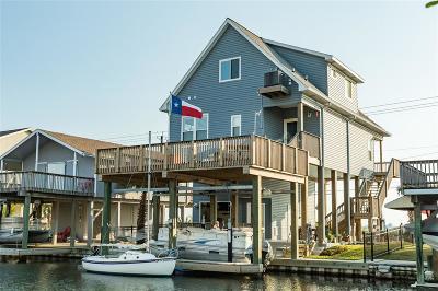 Galveston County Single Family Home For Sale: 4404 Bob Smith Drive