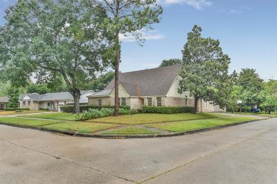 Houston Single Family Home For Sale: 7202 Lugary Drive