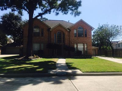 Tomball Single Family Home For Sale: 16306 Pitcairn Drive