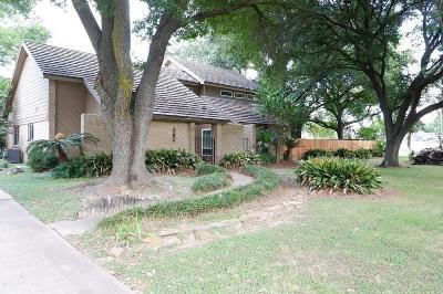 Jersey Village Single Family Home For Sale: 8009 Senate Avenue