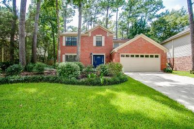 The Woodlands Single Family Home For Sale: 28 Silver Elm Place