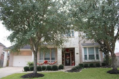 Richmond Single Family Home For Sale: 21323 Shawnee Park Drive