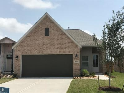 Atascocita Single Family Home For Sale: 12630 Gallowhill Drive