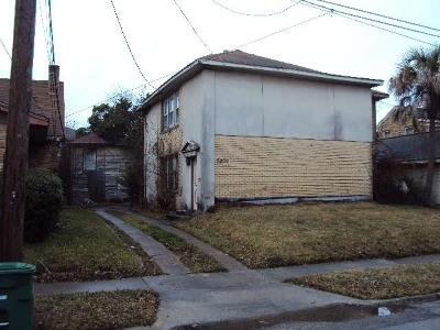 Houston Single Family Home For Sale: 5206 Chenevert Street