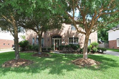 Kingwood Single Family Home For Sale: 20010 Texas Laurel Trail