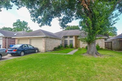 Katy Single Family Home For Sale: 5614 Village Arbour Drive