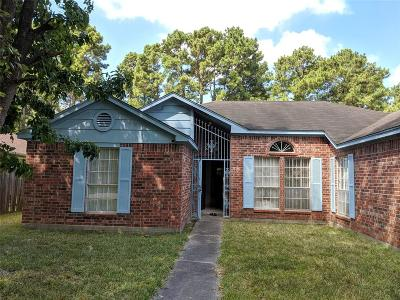 Spring Single Family Home For Sale: 22811 Tree House Lane