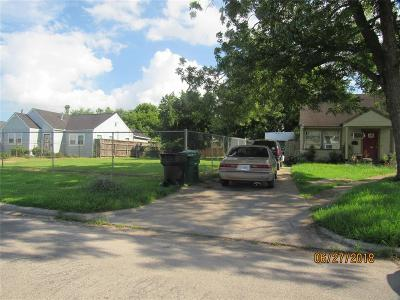 Residential Lots & Land For Sale: 3534 Charleston Street