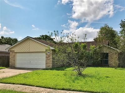 Sugar Land Single Family Home For Sale: 14007 Old Village Lane