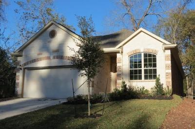 Montgomery Single Family Home For Sale: 3411 Country Club Boulevard