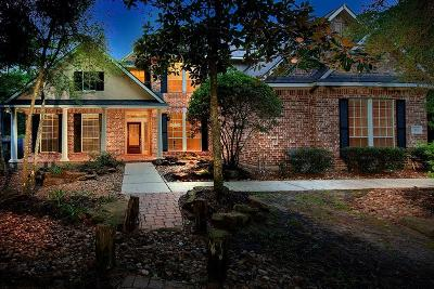The Woodlands Single Family Home For Sale: 19 Ivory Moon Place