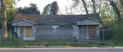 Houston TX Multi Family Home For Sale: $35,000