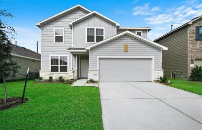 Hockley Single Family Home For Sale: 17710 Brahman Meadows Court