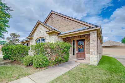 Rosenberg Single Family Home For Sale: 2626 Diamond River Drive