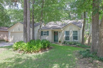 The Woodlands TX Single Family Home For Sale: $182,500