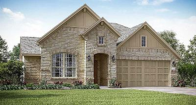 Crosby Single Family Home For Sale: 902 S Chamfer Way