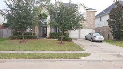 Rosenberg Single Family Home For Sale: 7603 Summer Night Lane