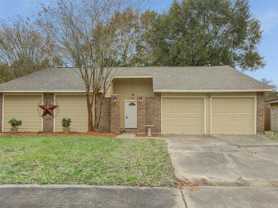 League City Single Family Home For Sale: 2795 Wood Hollow Drive