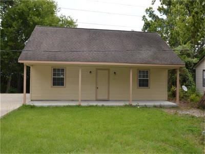 Tomball Single Family Home For Sale: 1005 E Main Street