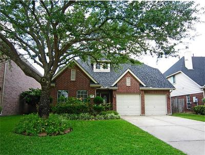 Missouri City Single Family Home For Sale: 6522 Portuguese Bend Drive