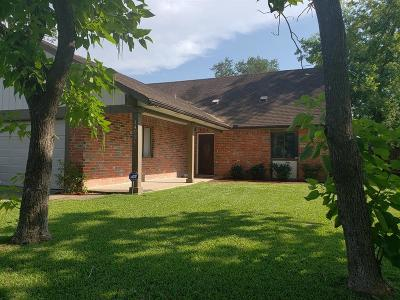 Channelview Single Family Home For Sale: 14926 Sheffield Terrace