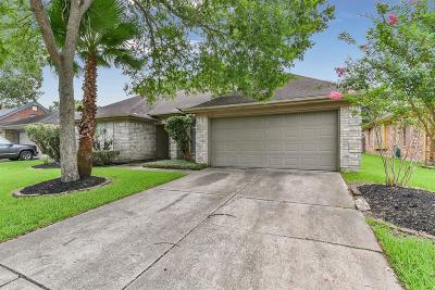 Friendswood Single Family Home For Sale: 4738 Cavern Drive