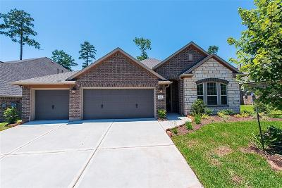 Conroe Single Family Home For Sale: 274 Trillium Park
