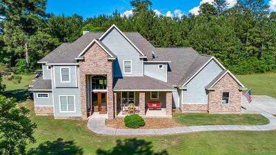 Montgomery Single Family Home For Sale: 3315 Spring Branch Road