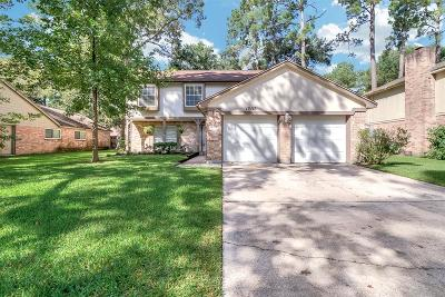 Houston Single Family Home For Sale: 15111 Rose Valley Drive