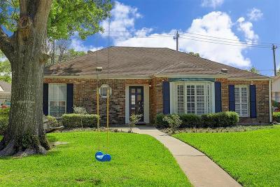 Houston Single Family Home For Sale: 6151 Burgoyne Road
