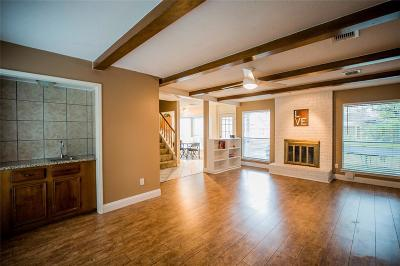 Houston Single Family Home For Sale: 3526 Hill Springs Drive