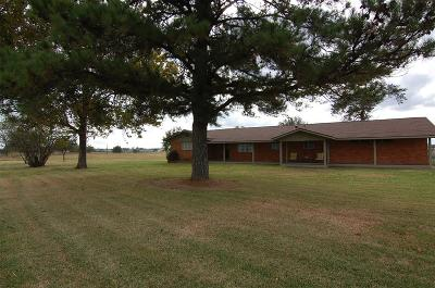 La Grange Farm & Ranch For Sale: 8646 Fm 155 Road