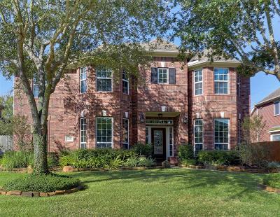 Houston Single Family Home For Sale: 12831 Teal Oaks Lane