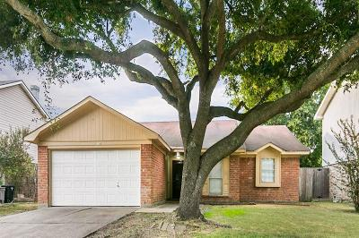 Katy TX Single Family Home For Sale: $168,000