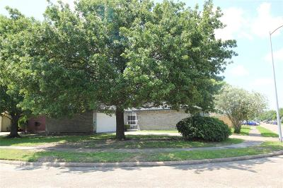 Channelview Single Family Home For Sale: 15051 Rockington Lane