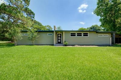 La Marque Single Family Home For Sale: 2705 Fannin Street